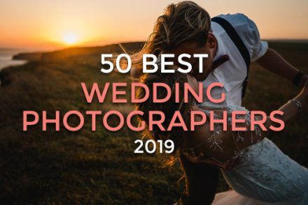 The 50 Best UK Wedding Photographers 2019