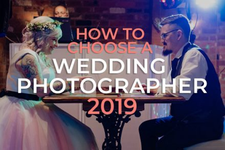 How To Choose An Amazing Wedding Photographer 2019