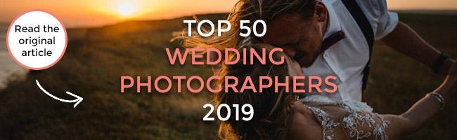 Top 50 Wedding Photographers