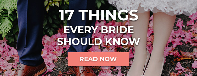 17 Thing Every Bride Should Know