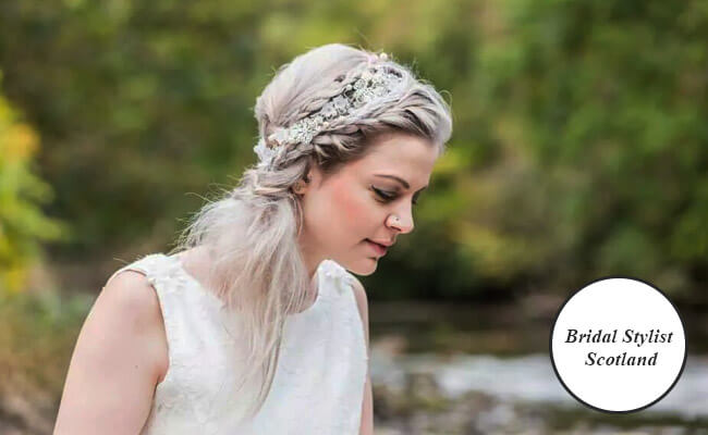 Bridal Stylist Scotland – Dunblane