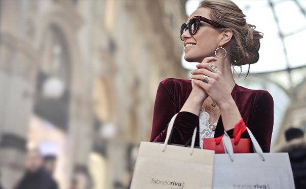 Shopping in Bath