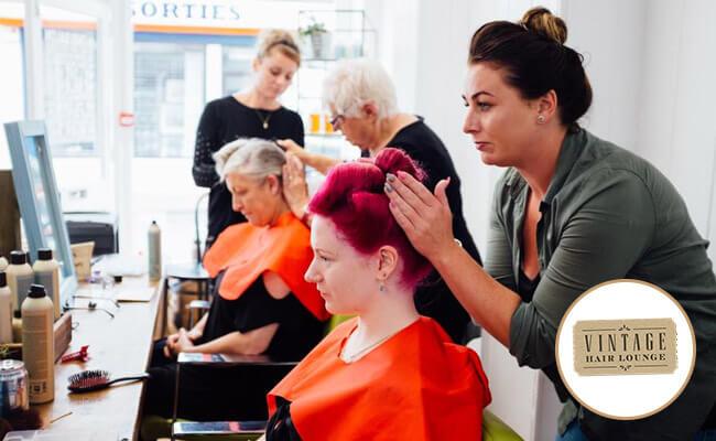 Vintage Hair Lounge – Isle of Wight