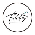 Tilly Makes cake logo