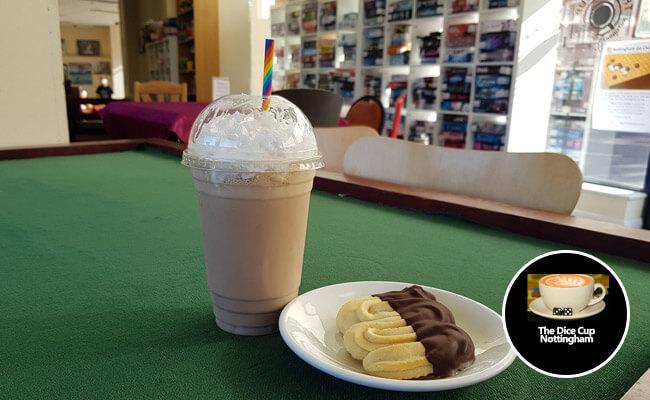 Dice Cup Cafe - Nottingham