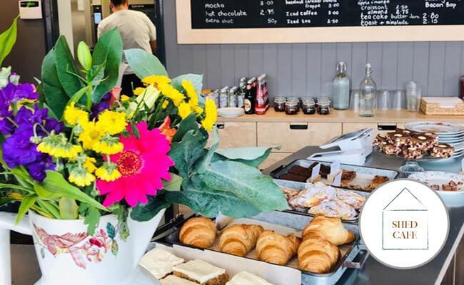The Garden Shed Cafe – Leamington Spa