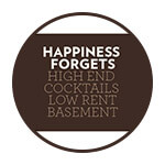 Happiness Forgets logo