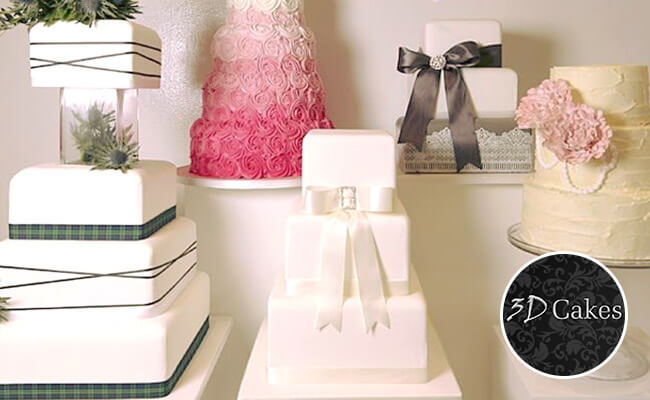 3D Cakes | Edinburgh & Glasgow