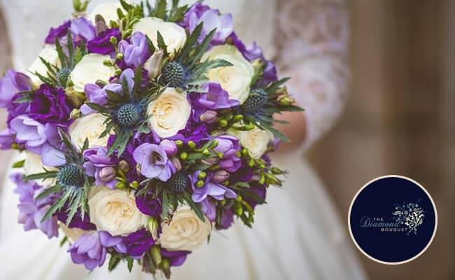 The Diamond Bouquet – Auchtermuchty