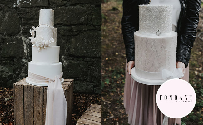 Fondant Cake Design | Aberdeen
