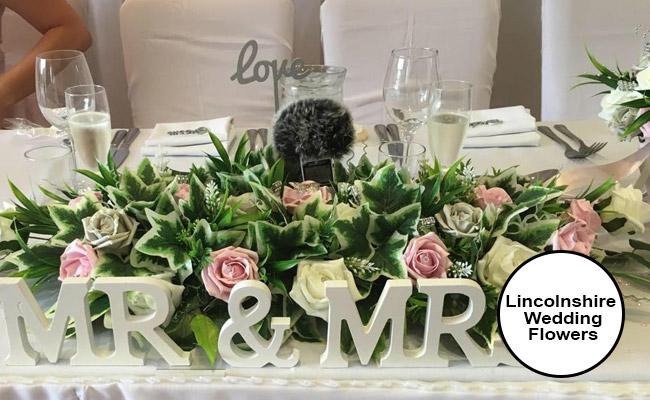 Lincolnshire Wedding Flowers – Yorkshire