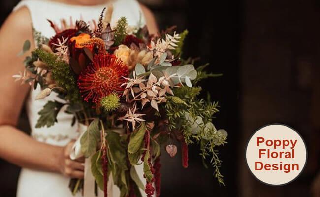 Poppy Floral Design – Glasgow