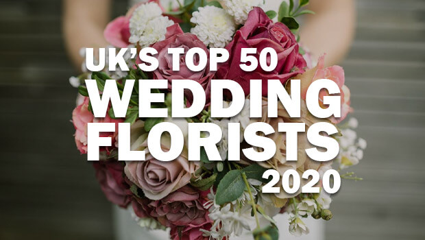 UK's Top Wedding Florists 2020