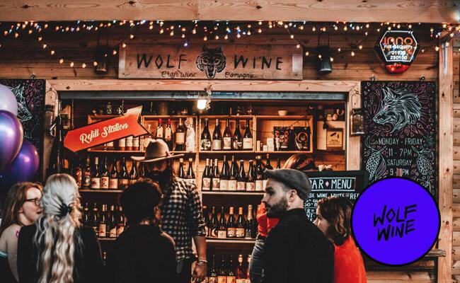 Wolf Wine