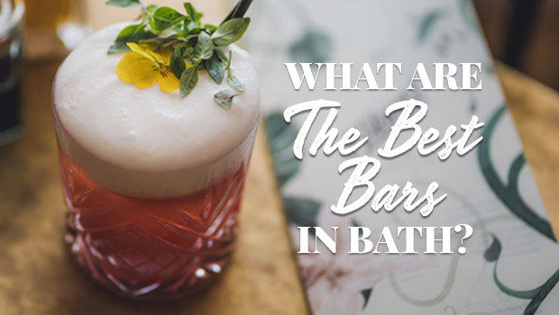 Best bars in bath