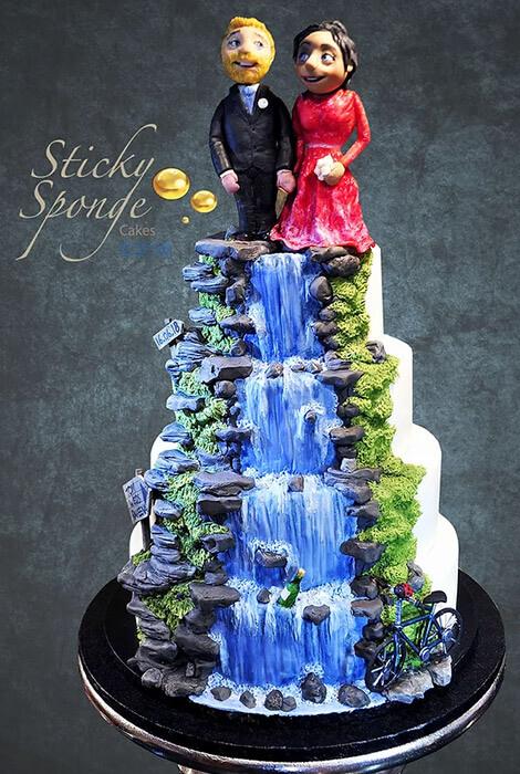 Sticky Sponge