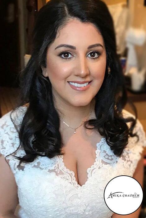 Anika Chauhan Make Up