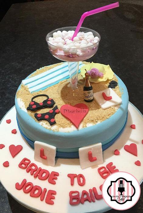 Anita's Wicked Cakes - Liverpool