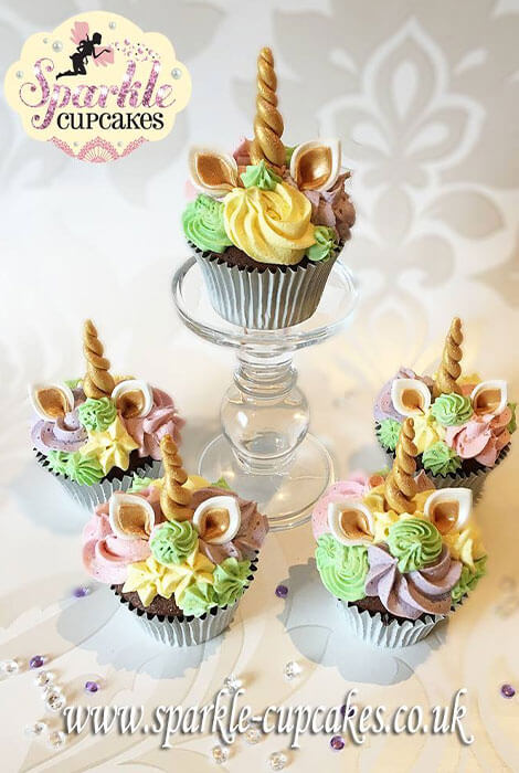 Sparkle Cupcakes – Leeds