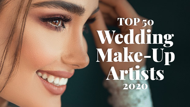 UK's Top 50 Wedding Make-Up Artists 2020