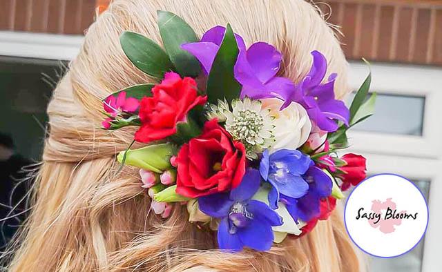 sassy blooms florist