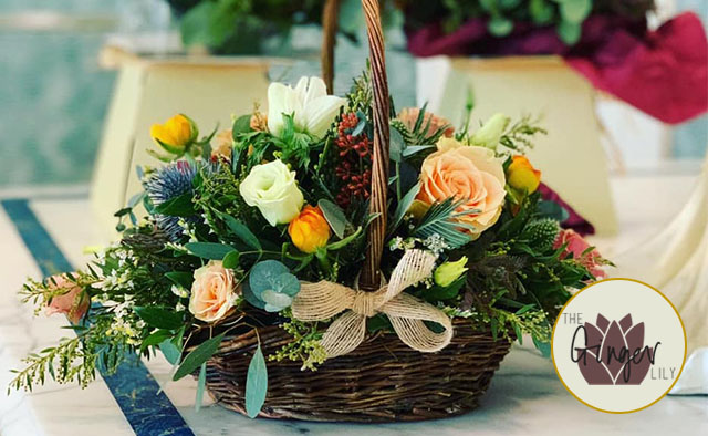 the ginger lily florist