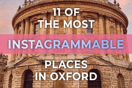 11 of the most instagrammable places in oxford