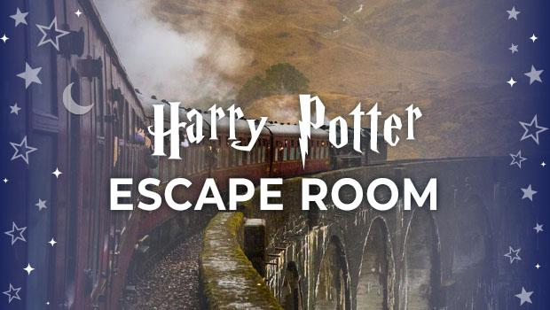 harry potter escape room oxford