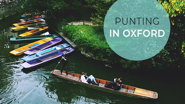 punting in oxford gohen