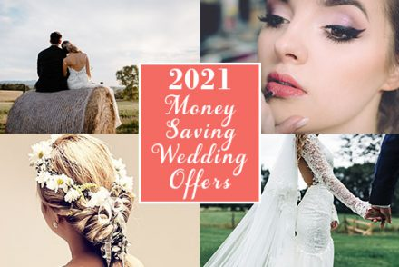 2021 money saving wedding offers