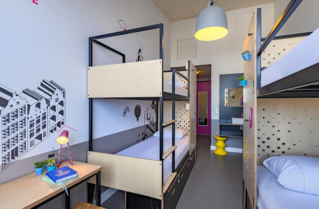 hostel in Amsterdam
