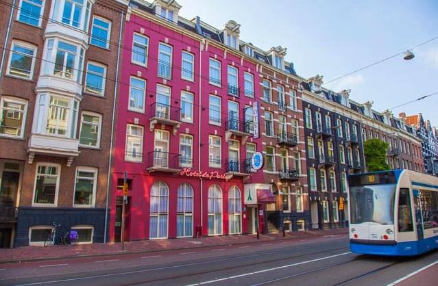 Amsterdam accommodation