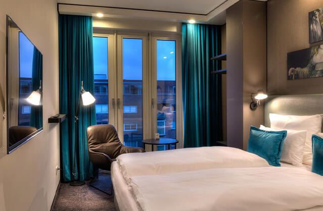 3 star hotel in Amsterdam