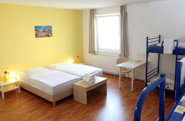 Berlin accommodation