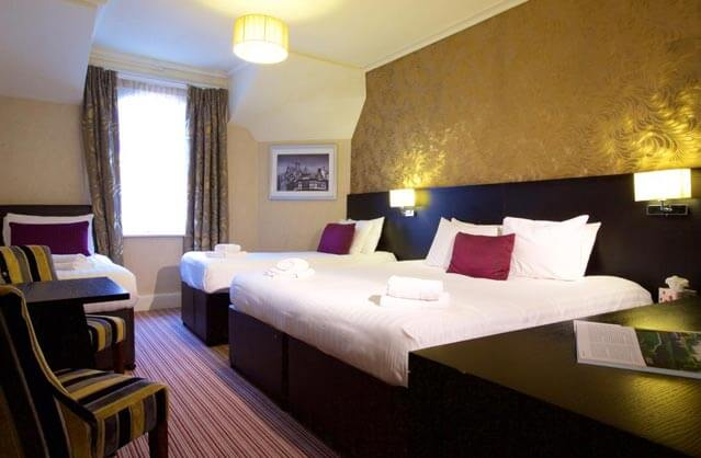 3 star hotel in Chester