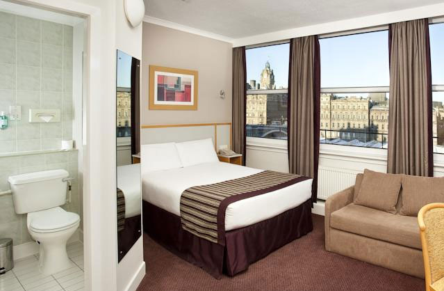 3 star hotel in Edinburgh