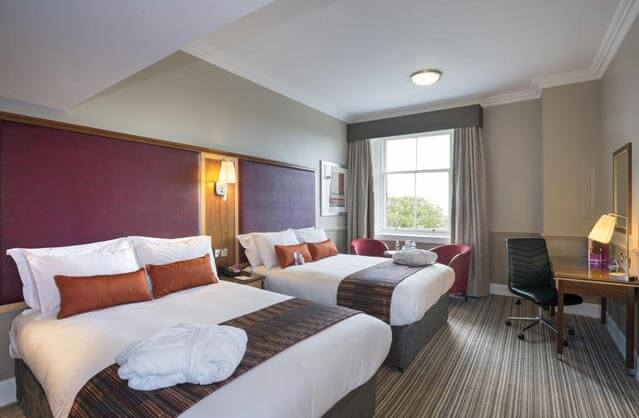 4 star hotel in Edinburgh