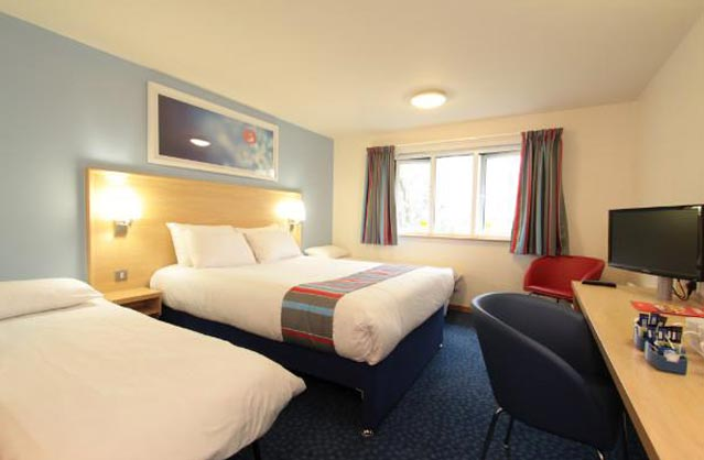 2 star hotel in Exeter