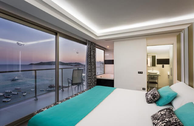 Ibiza accommodation