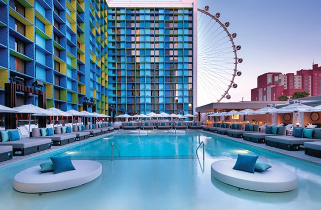 Las Vegas accommodation
