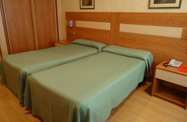 Madrid accommodation
