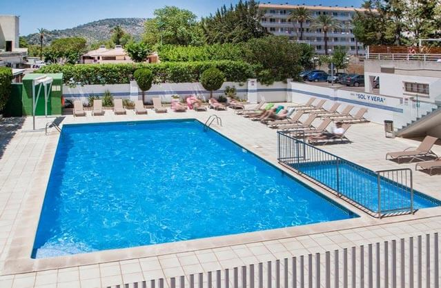 Magaluf accommodation