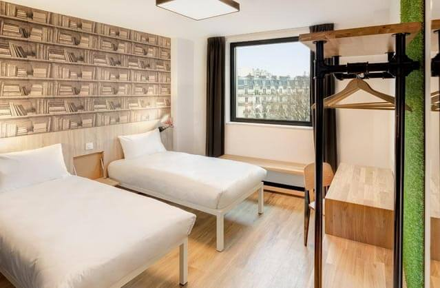 Paris accommodation