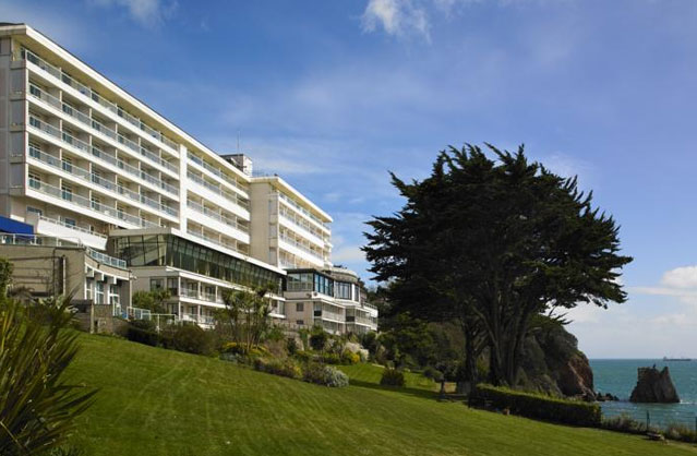 4 star hotel with spa in Torquay