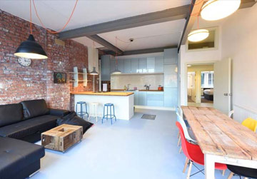 Manchester hen party accommodation