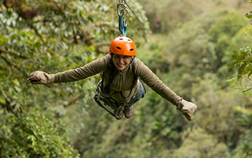 adrenalin day hen party activity