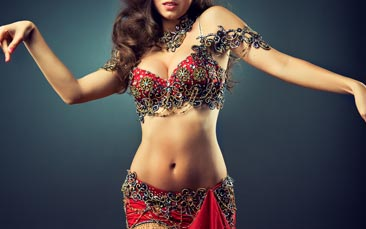 belly dancing lessons hen party activity