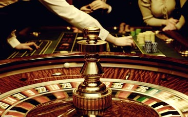 casino experience hen party activity