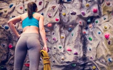 climbing hen party activity
