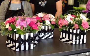 floristry workshop hen party activity
